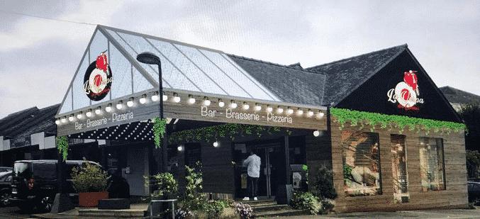 Ouverture restaurant : La Vespa des halles !